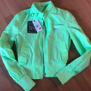 Member's Only Cropped Jacket